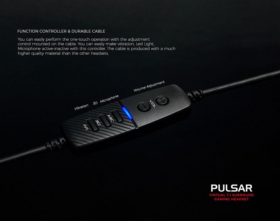 Rampage Pulsar RGB İncelemesi - Oyunpat