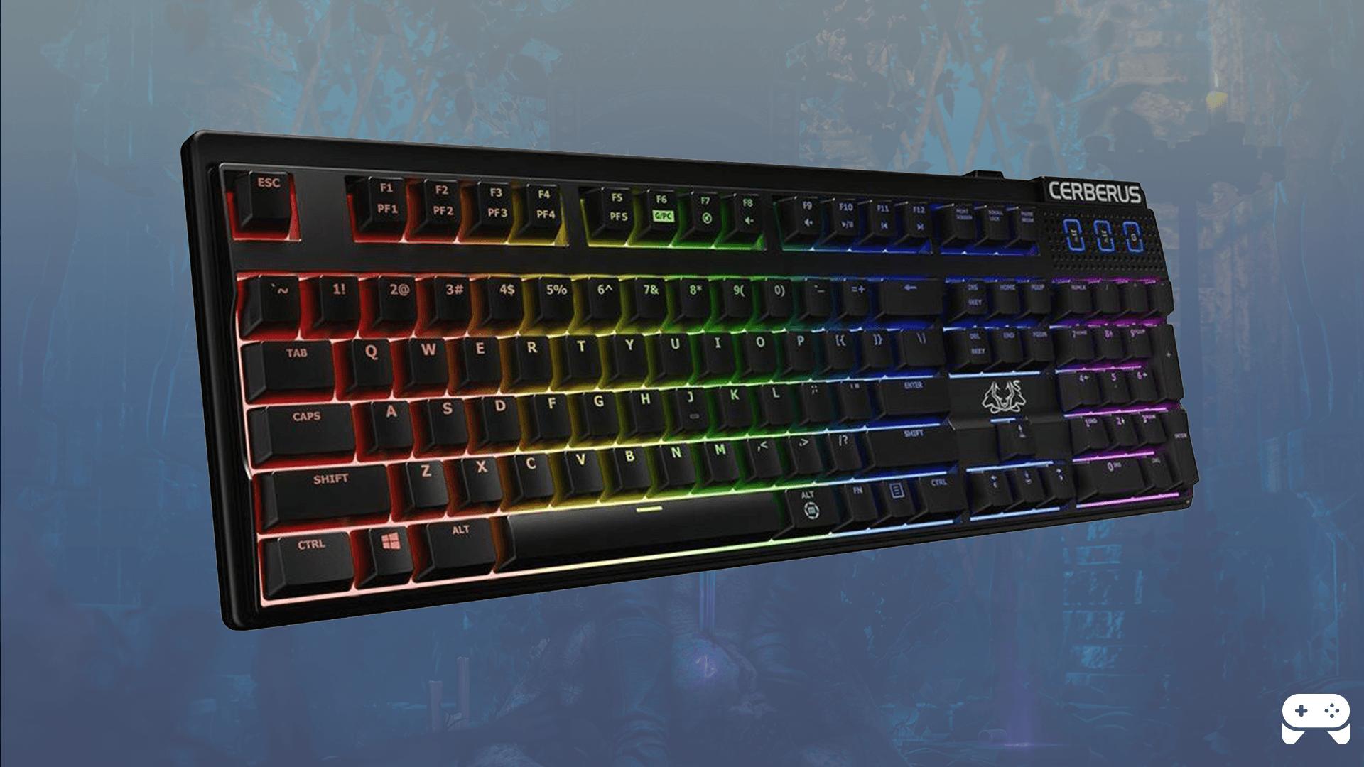 Asus Cerberus Mech RGB İnceleme - Oyunpat