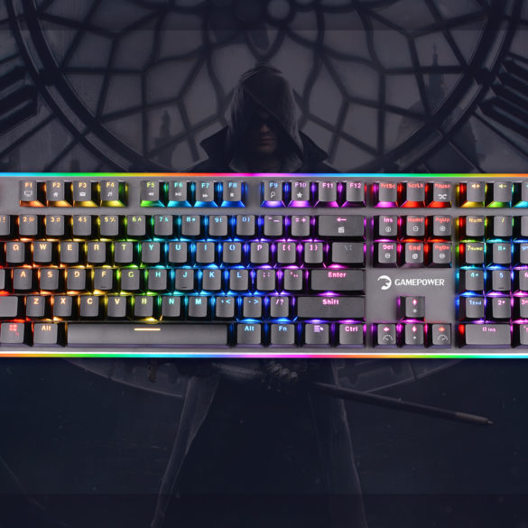 Gamepower Saber RGB İncelemesi