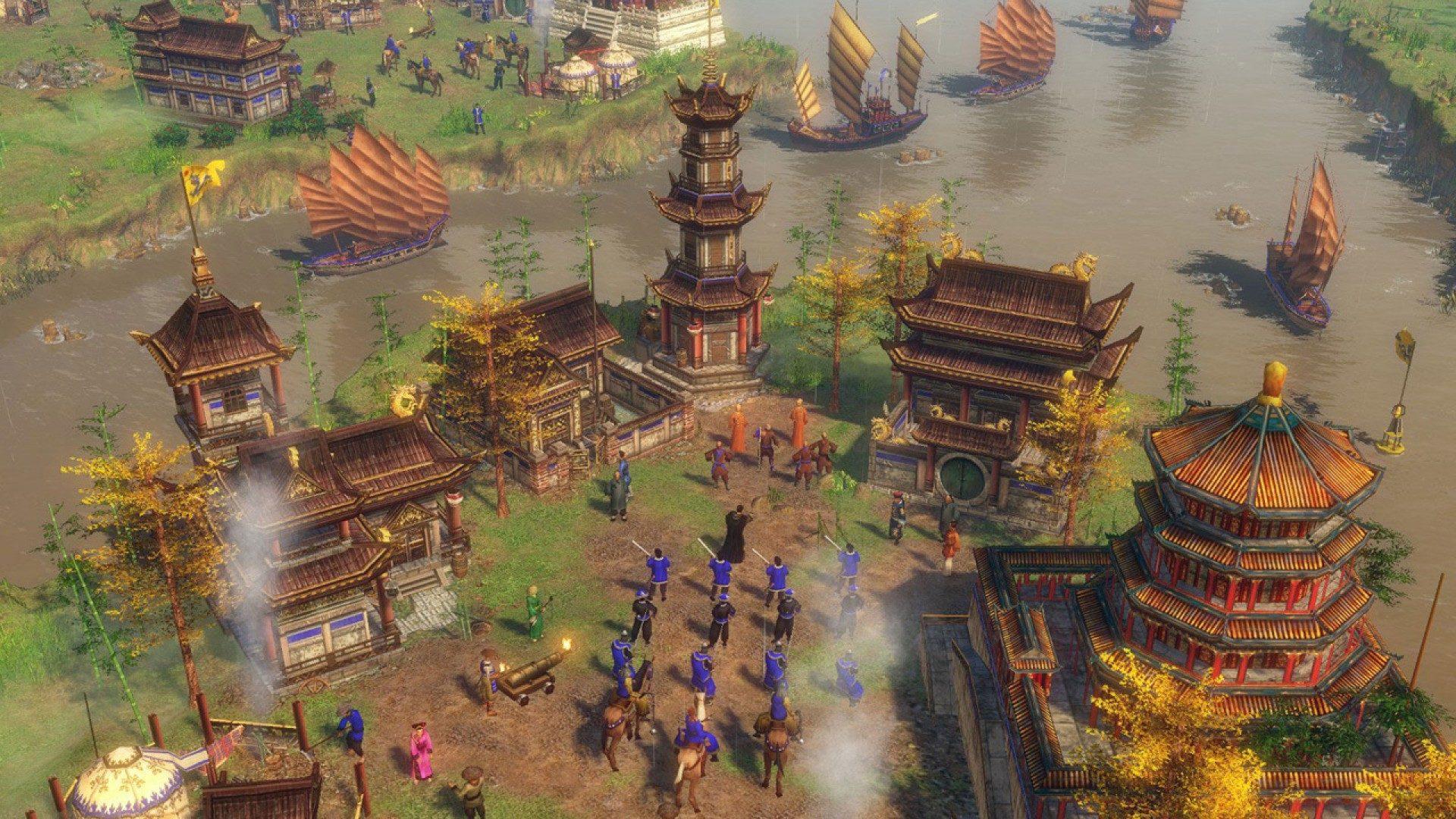 Age of Empires 3 Definitive Edition beta sürümü Şubat ayında başlıyor