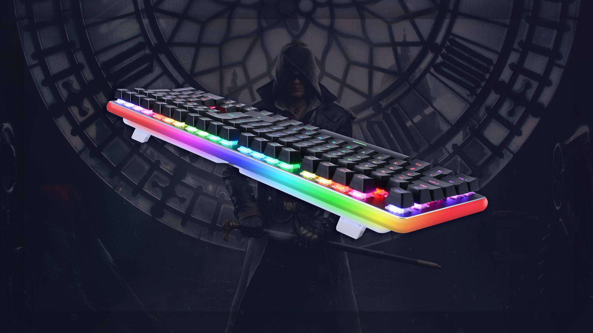 Gamepower Saber RGB