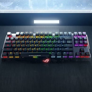 Asus ROG Claymore Core İnceleme