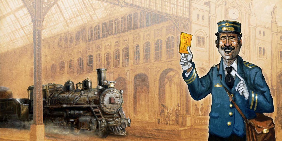 Ticket to Ride, Carcassonne ve Pandemic