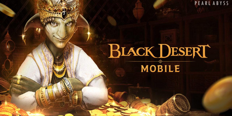 Yeni Valor alanı içeriği sınırlı süreliğine Black Desert Mobile'da