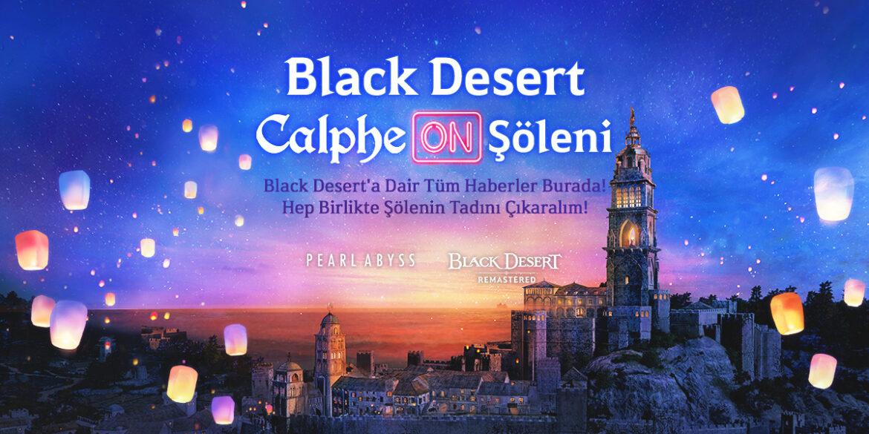 Kış şenlikleri Black Desert Türkiye & MENA'da devam ediyor - Oyunpat