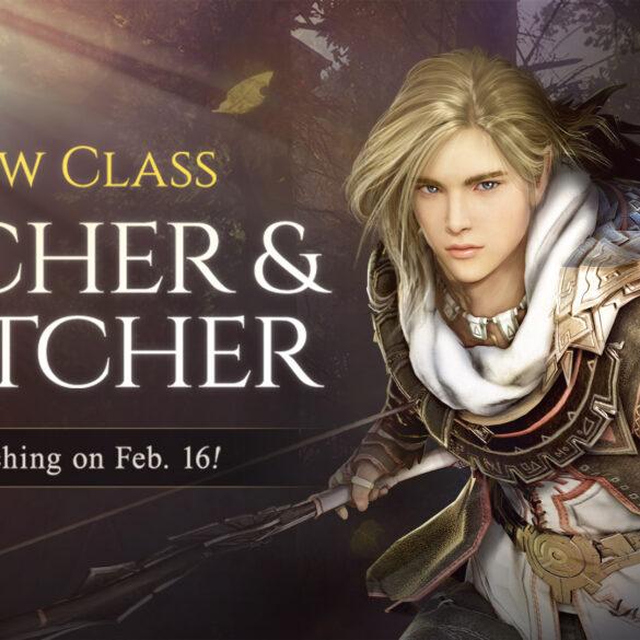 Archer ve Uyanış Yapmış Sınıfı Fletcher Artık Black Desert Mobile'da! - Oyunpat