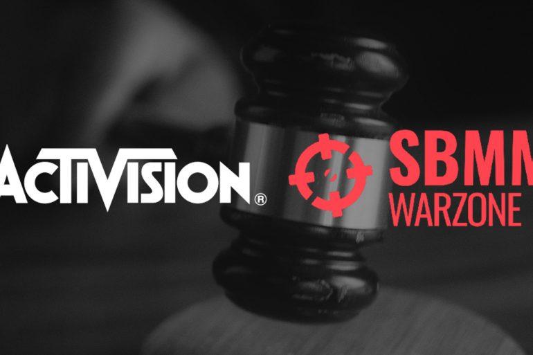 Activision SBMM Warzone