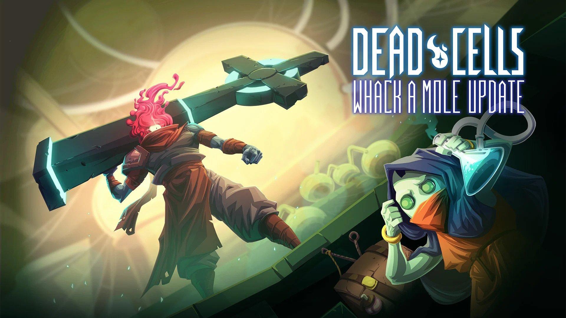 Dead Cells Whack-A-Mole