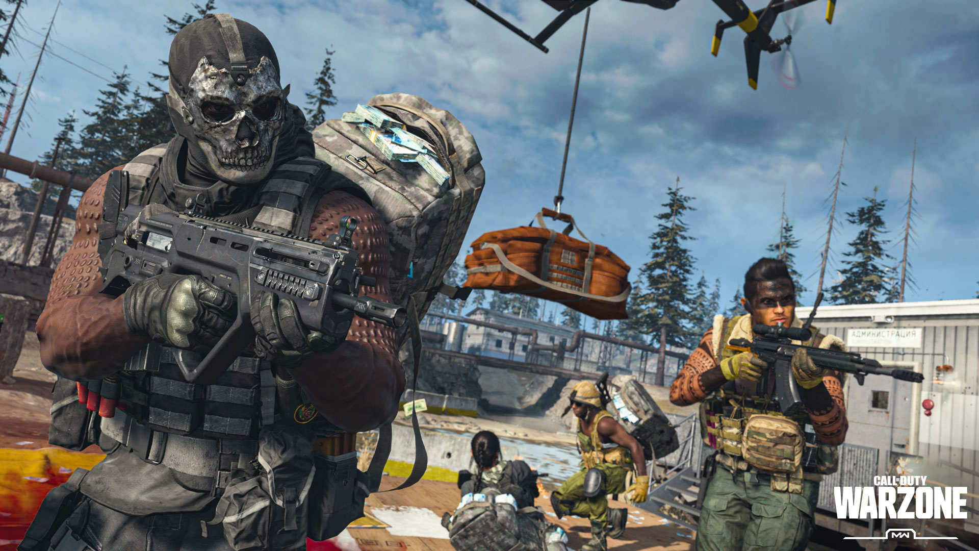 Call Of Duty Warzone Saldiri Helikopterleri Geri Dondu Oyunpat-oyunpat