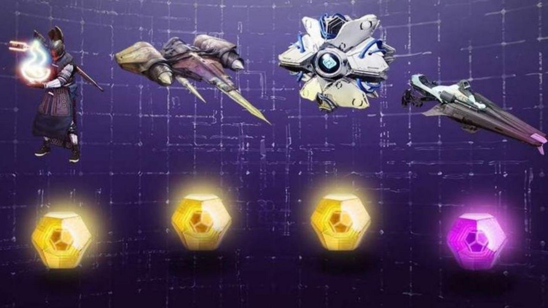 Destiny 2 Ucretsiz Egzotikler Oyunpat-oyunpat