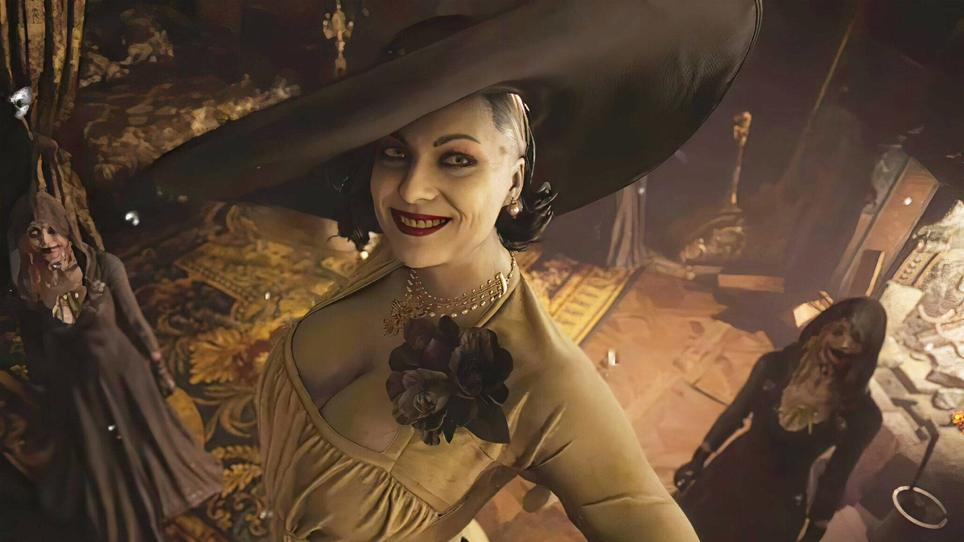 Fallout 4 Lady Dimitrescu