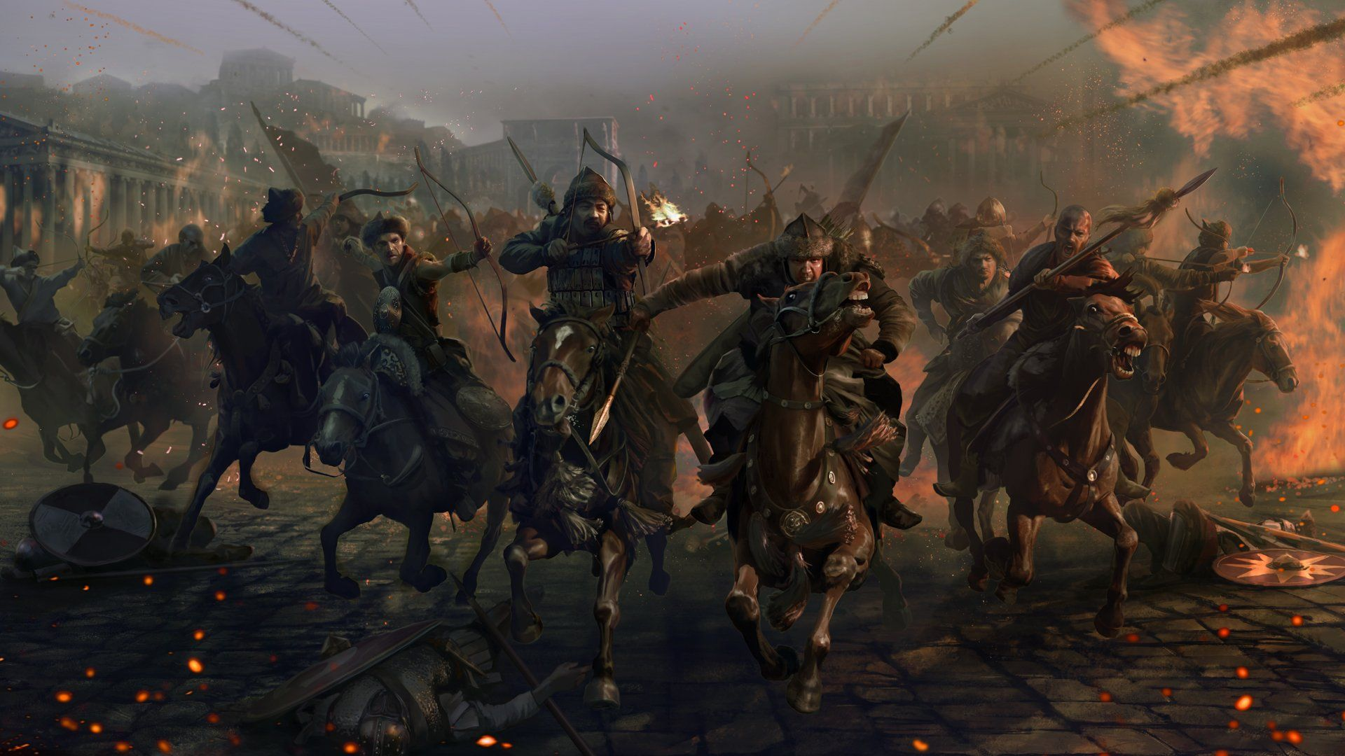 Total War Oyunpat min-oyunpat