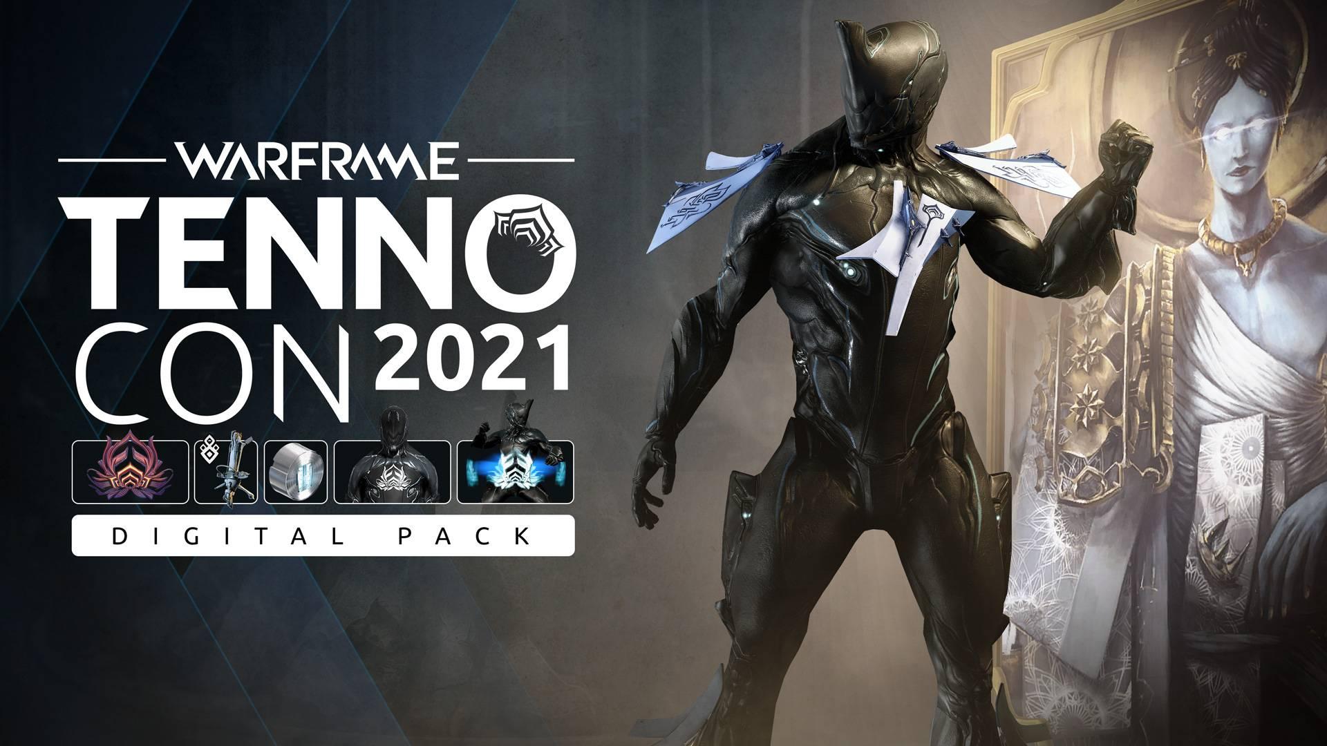 Warframe Tennocon 2021 Digital Pack Oyunpat min-oyunpat