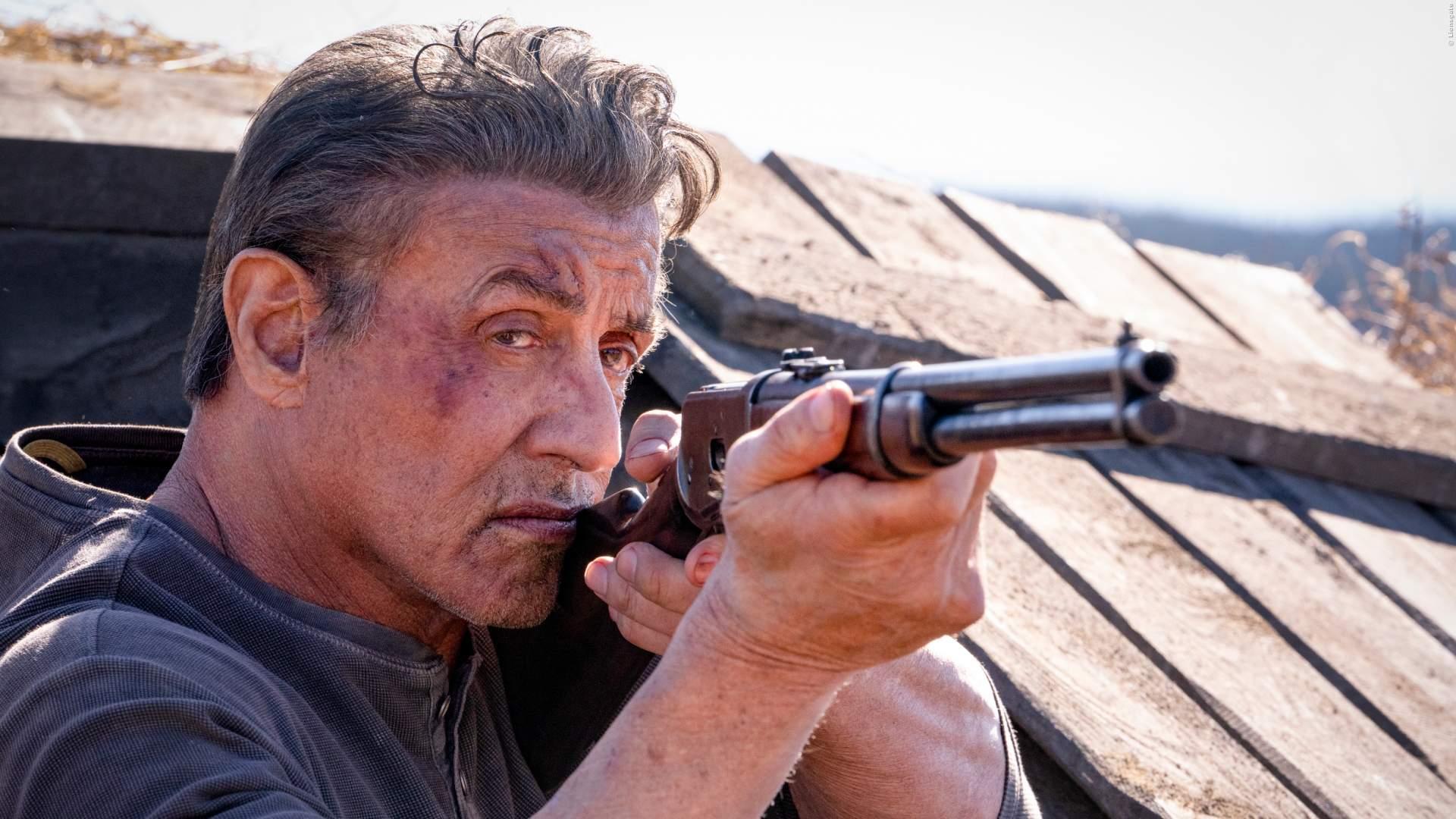Call of Duty Warzone Rambo