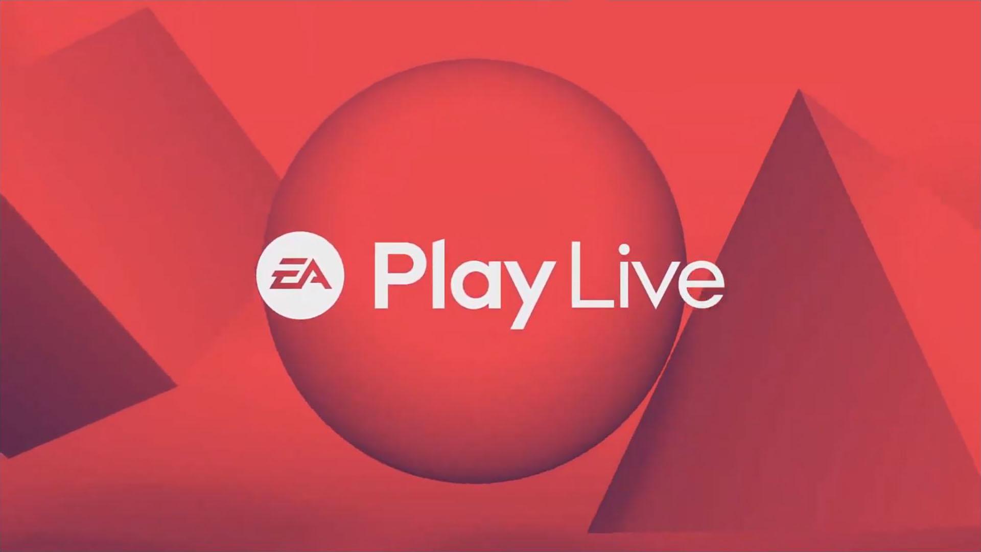 EA Play Live-oyunpat