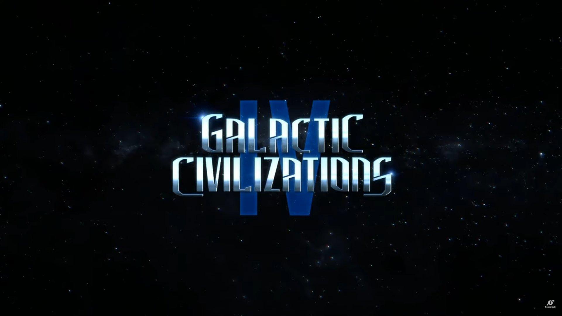 Galactic Civilizations 4