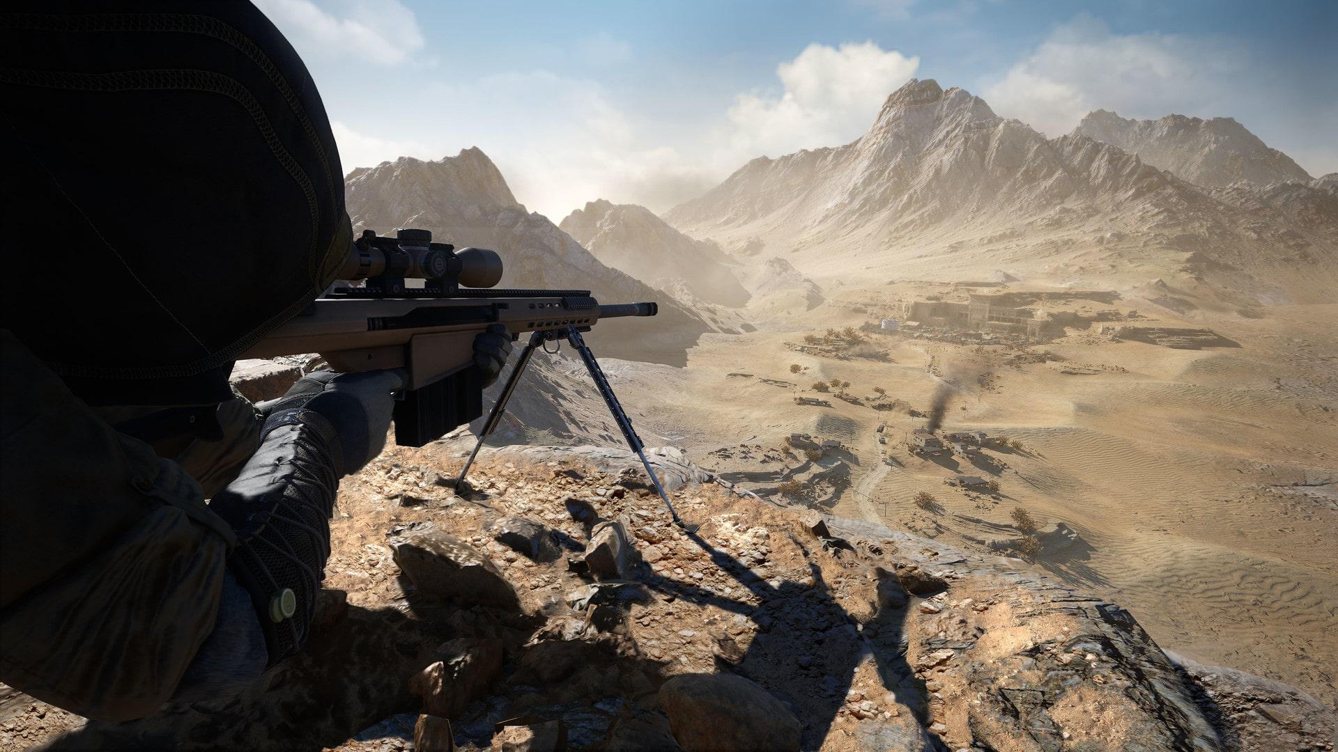 Sniper Ghost Warrior 2 min-oyunpat