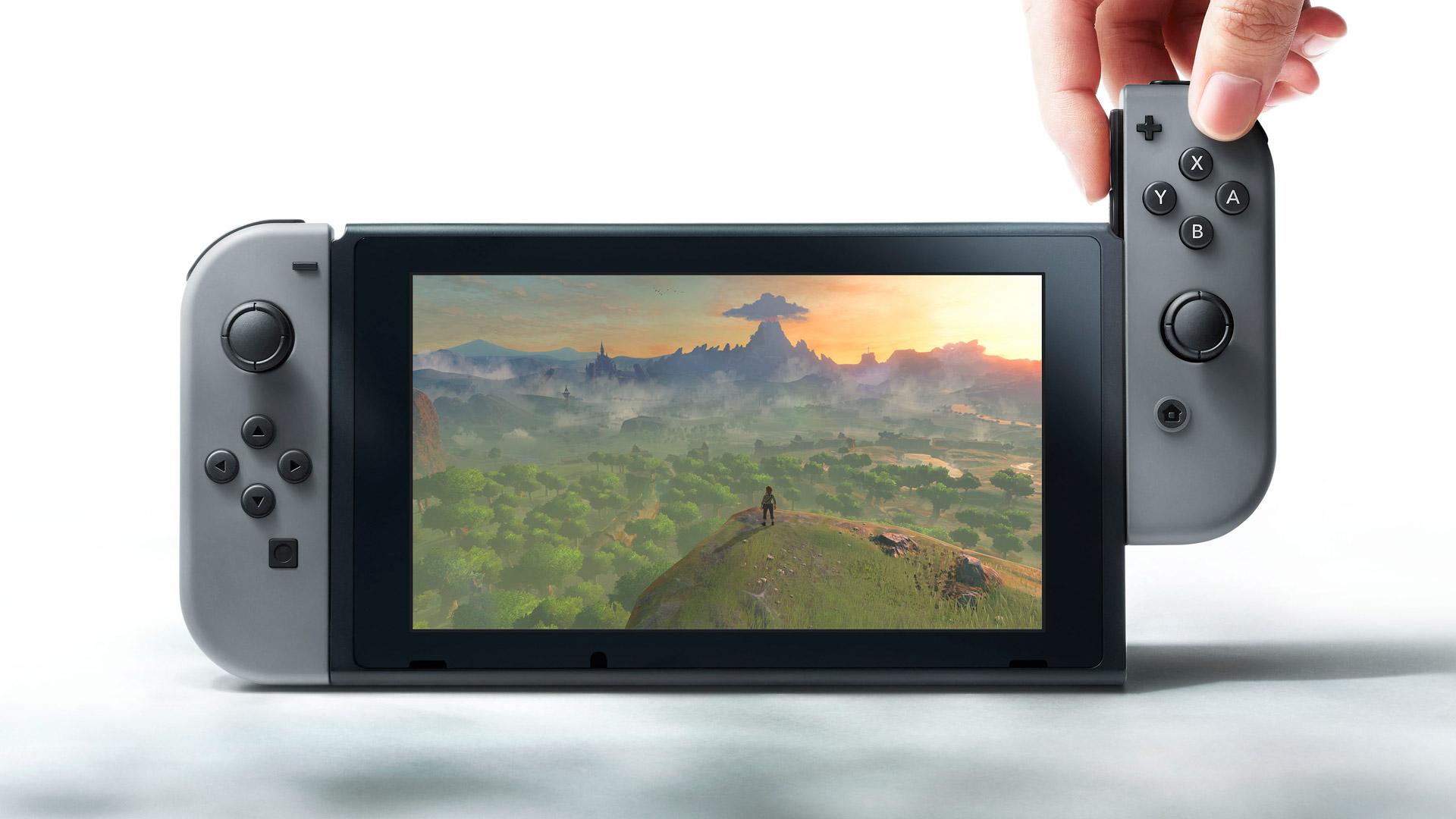 Nintendo Switch Pro-oyunpat