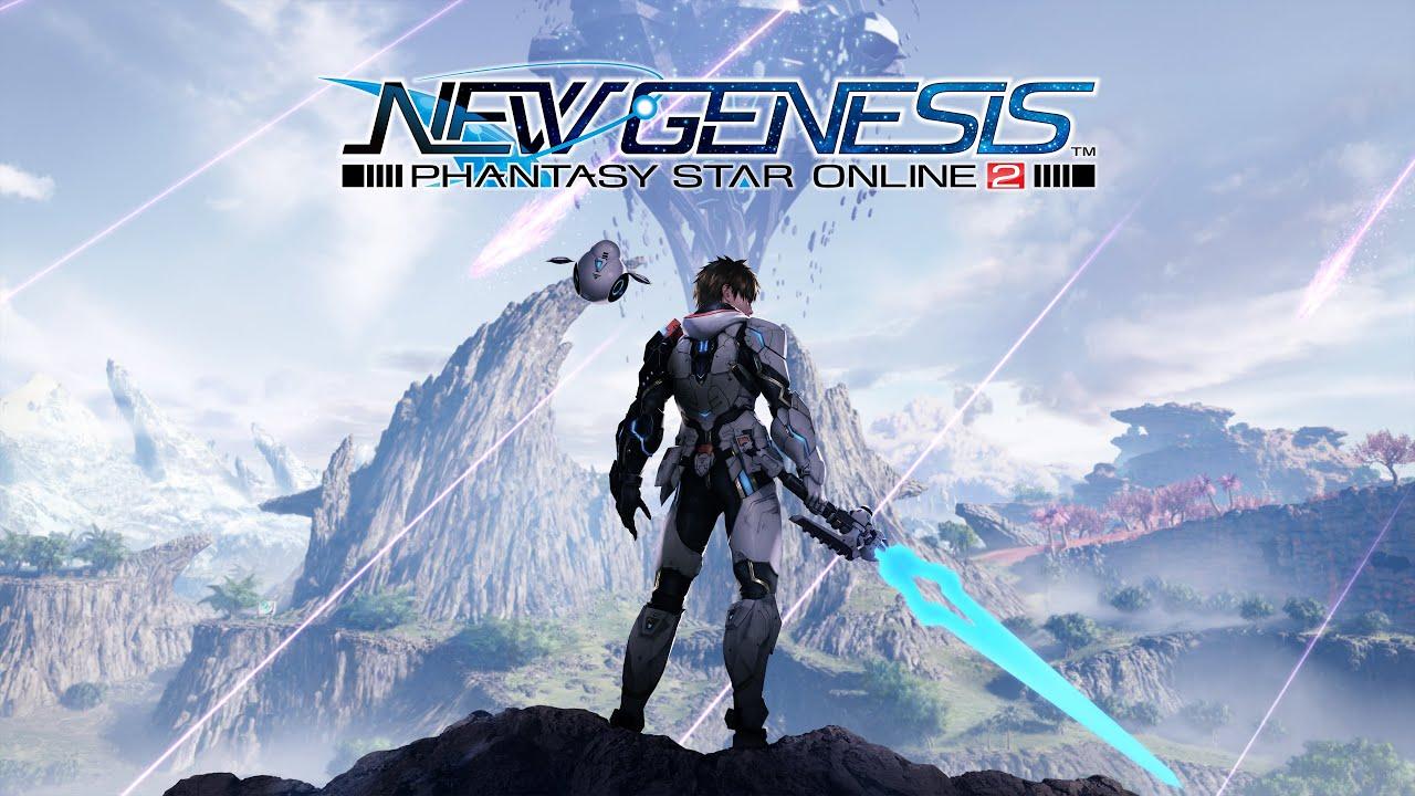 Phantasy Star Online 2 New Genesis min-oyunpat